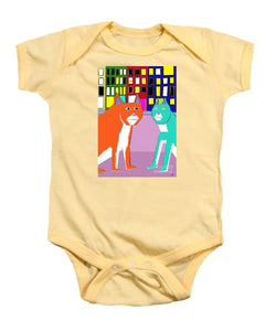 City Cats - Baby Onesie