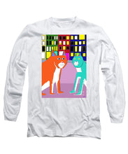 City Cats - Long Sleeve T-Shirt