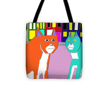 City Cats - Tote Bag