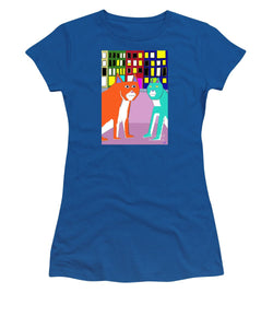 City Cats - Women's T-Shirt (Junior Cut)