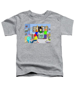 Coffee Cats - Toddler T-Shirt