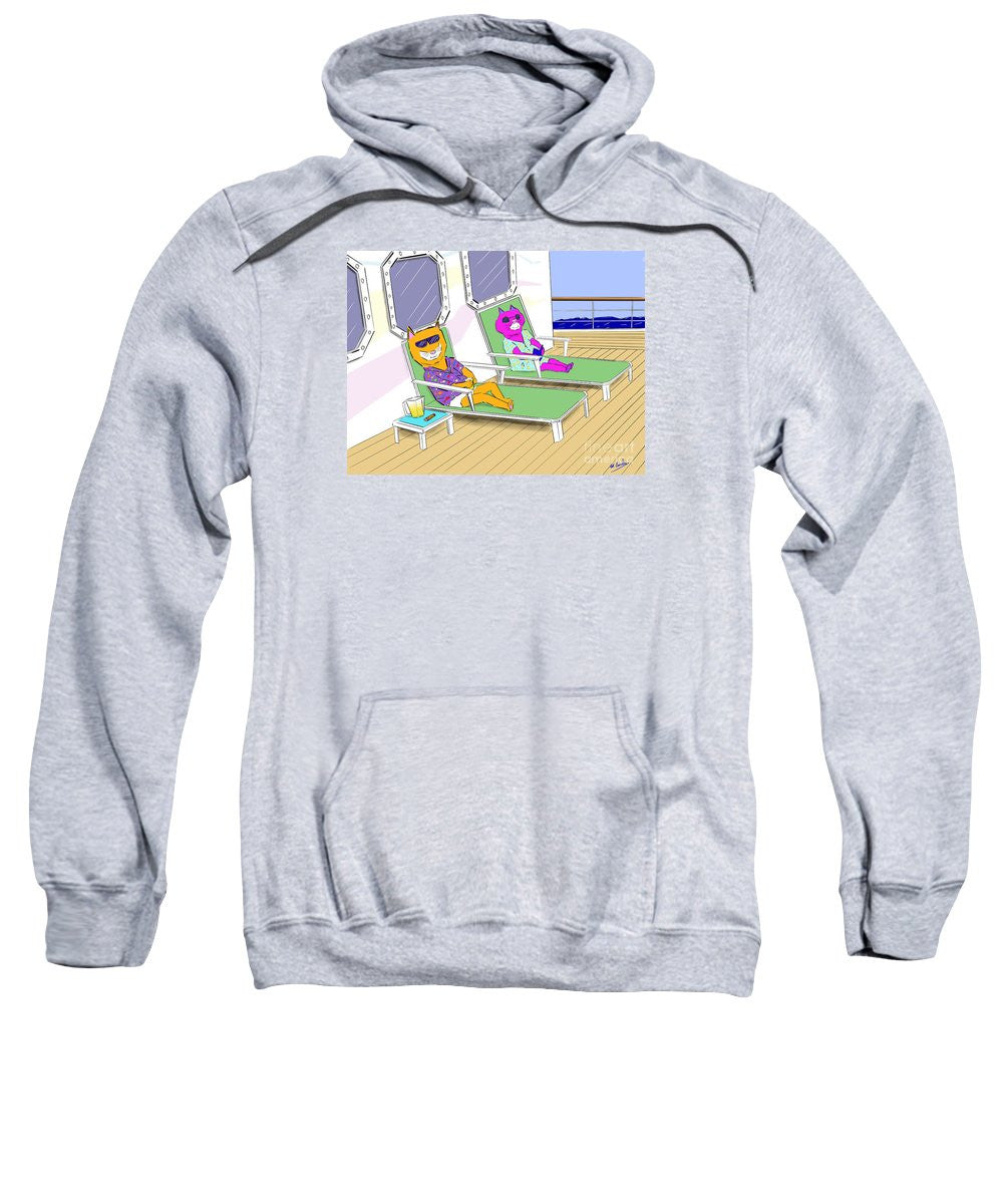 Cruise Cats - Sweatshirt