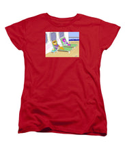 Cruise Cats - Women's T-Shirt (Standard Cut)