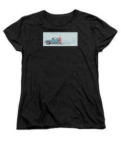 Deconstructing Time - Women's T-Shirt (Standard Fit)