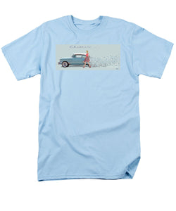 Deconstructing Time - Men's T-Shirt  (Regular Fit)