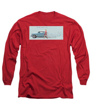 Deconstructing Time - Long Sleeve T-Shirt