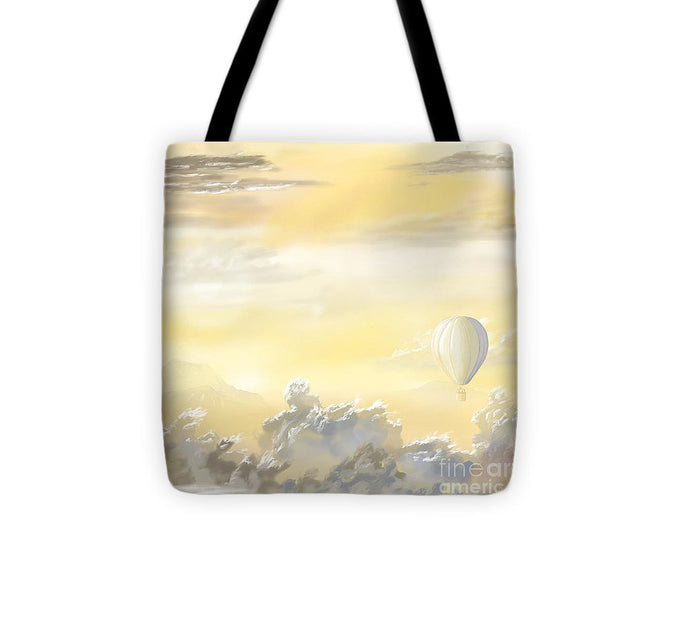 End Of The Day - Tote Bag