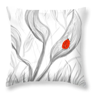 For Love - Throw Pillow