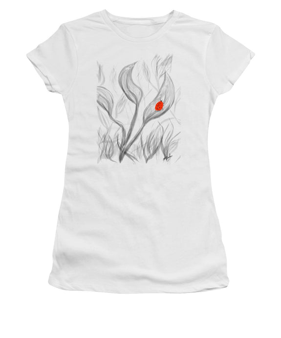 For Love - Women's T-Shirt (Athletic Fit)