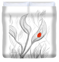 For Love - Duvet Cover