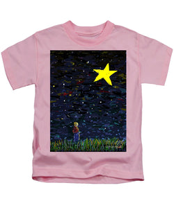 Hope For The Human Spirit - Kids T-Shirt