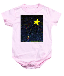 Hope For The Human Spirit - Baby Onesie