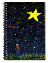 Hope For The Human Spirit - Spiral Notebook