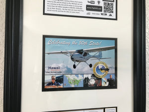 Flight for the Human Spirit Memorabilia