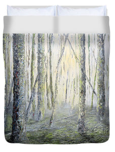 Mourning Light - Duvet Cover
