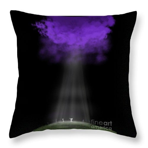 The Calling - Throw Pillow