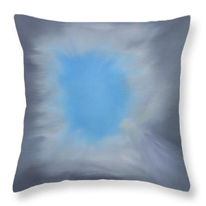 The Tunnel - Throw Pillow