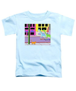 There Were Two Giraffes - Toddler T-Shirt