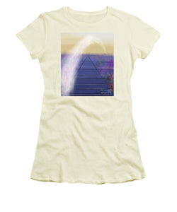 Two Choices - Women's T-Shirt (Junior Cut)
