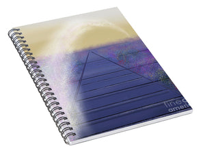 Two Choices - Spiral Notebook