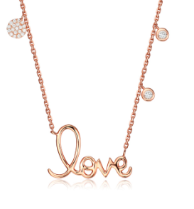 St Valentine Necklace