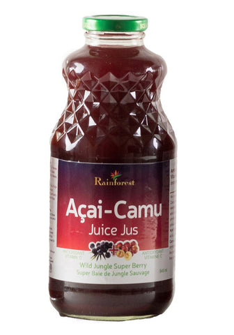 Acai-Camu Juice - 946 ml - Organic Rainforest Company