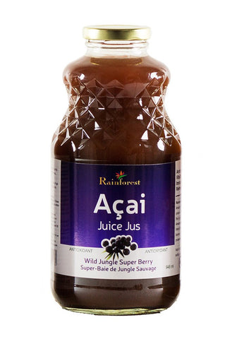 Acai Juice - 946 ml - Organic Rainforest Company
