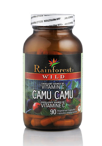 Camu Camu Powder - 90 Capsules - Organic Rainforest Company