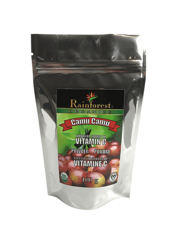Camu Camu Powder - Spray Dried 100 grams