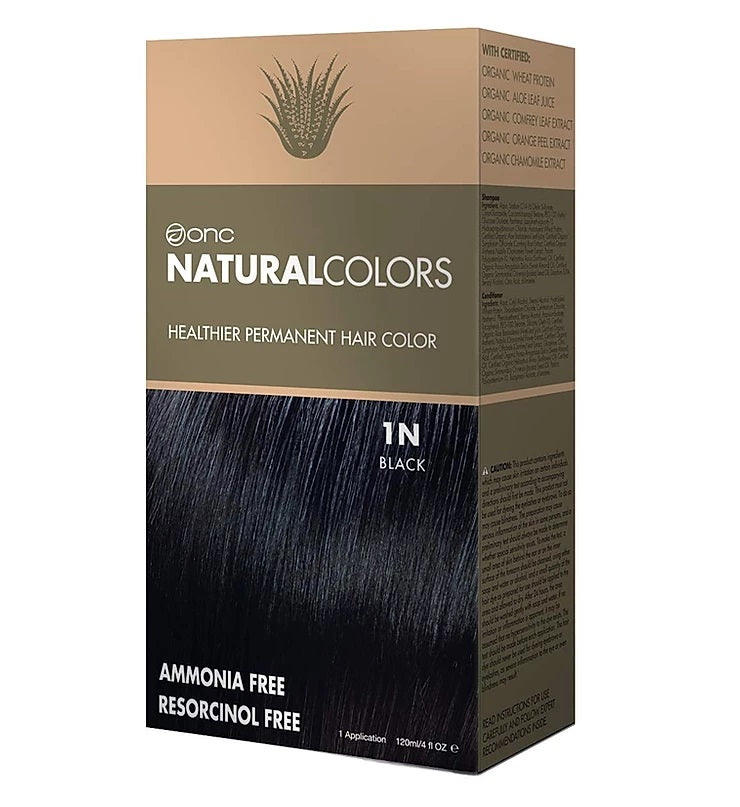 ONC NaturalColors 1N Black