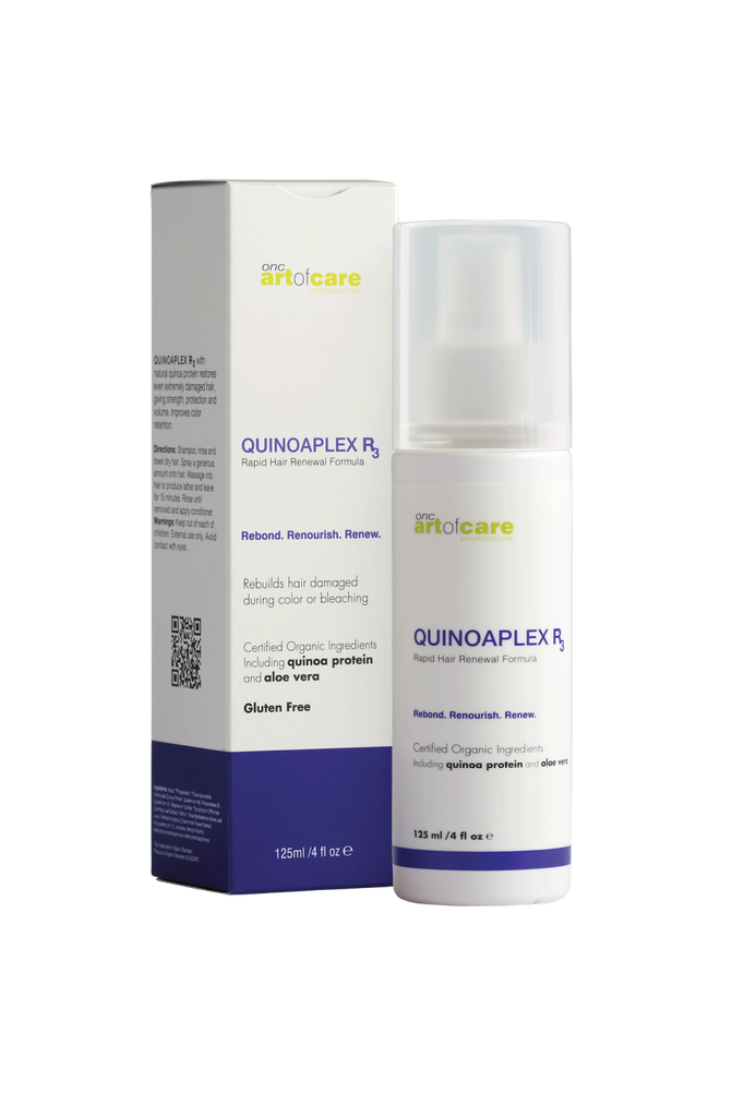 Quinoaplex R3 Rapid Hair Renewal Formula: Product Review