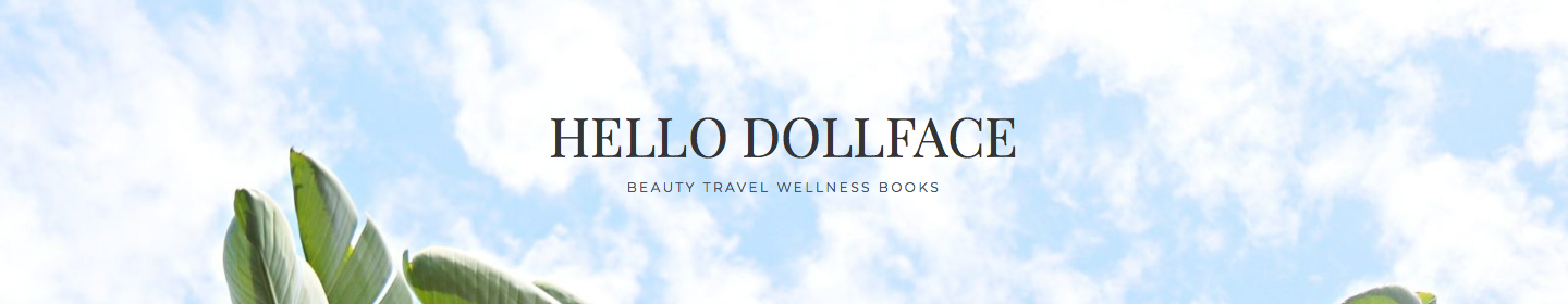 Hello Dollface Blog Logo