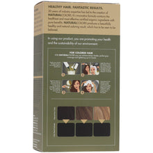 Load image into Gallery viewer, ONC NATURALCOLORS 1N Natural Black Hair Dye With Organic Ingredients 120 mL / 4 fl. oz.