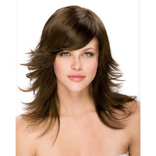 Load image into Gallery viewer, ONC NATURALCOLORS 6G Hazelnut Brown Hair Dye With Organic Ingredients Modelled By A Girl