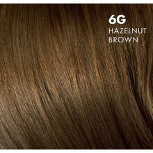 Load image into Gallery viewer, 6G Hazelnut Brown Hair Dye With Organic Ingredients 120 mL / 4 fl. oz.