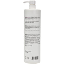 Load image into Gallery viewer, ONC Artofcare SILVER Neutralizing Shampoo Unisex 1000 mL / 33.8 fl. oz. - back