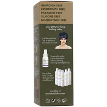 Load image into Gallery viewer, ONC NATURALCOLORS 6C Dark Ash Blonde Hair Dye With Organic Ingredients 120 mL / 4 fl. oz.