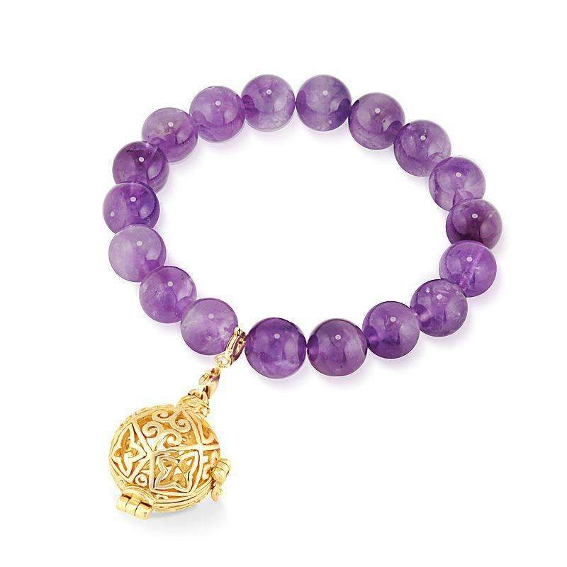 Perfumed Jewelry Bead Bracelet