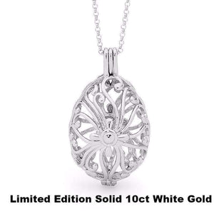 Load image into Gallery viewer, White Gold Pendant
