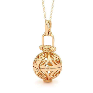 Prosperity Gold Perfumed Jewelry