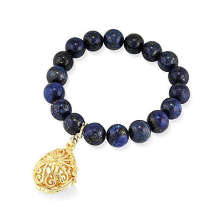 Load image into Gallery viewer, Lapis Lazuli Bracelet