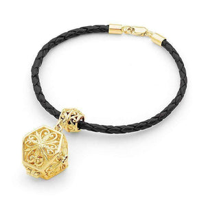 Gold Bracelet, Perfumed Jewelry Eternity