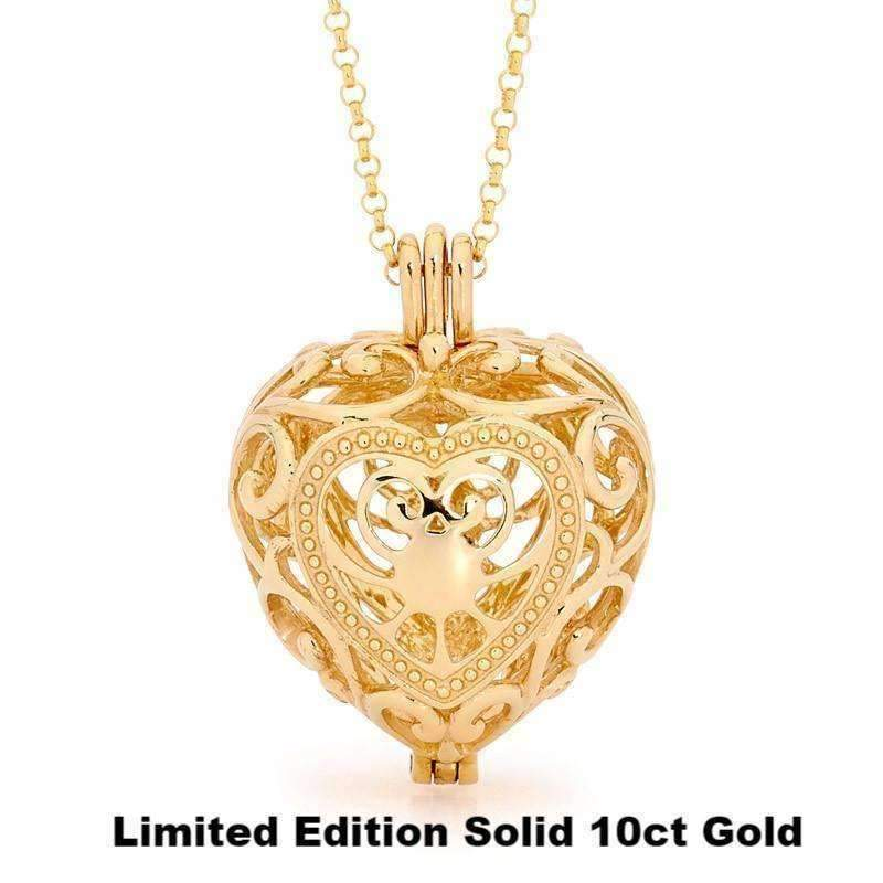 Limited Edition Passion - Solid 10ct Gold