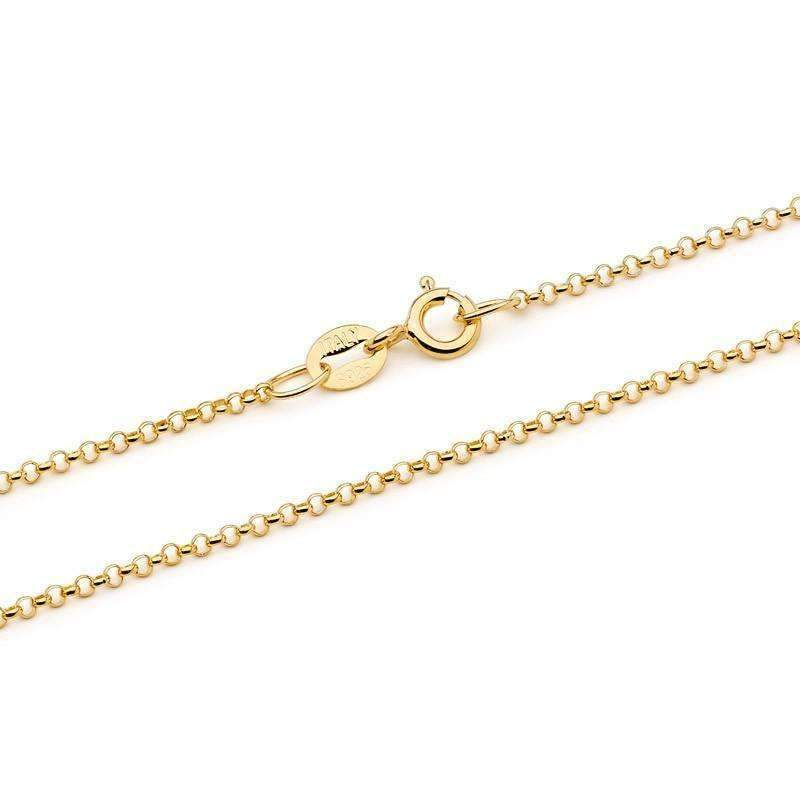 Perfumed Jewelry Harmony Gold Necklace
