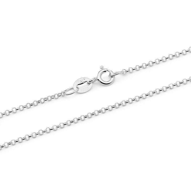 Load image into Gallery viewer, Silver necklace, Tranquility Perfumed Jewelry
