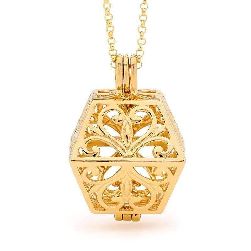 Eternity Gold Perfumed Jewelry