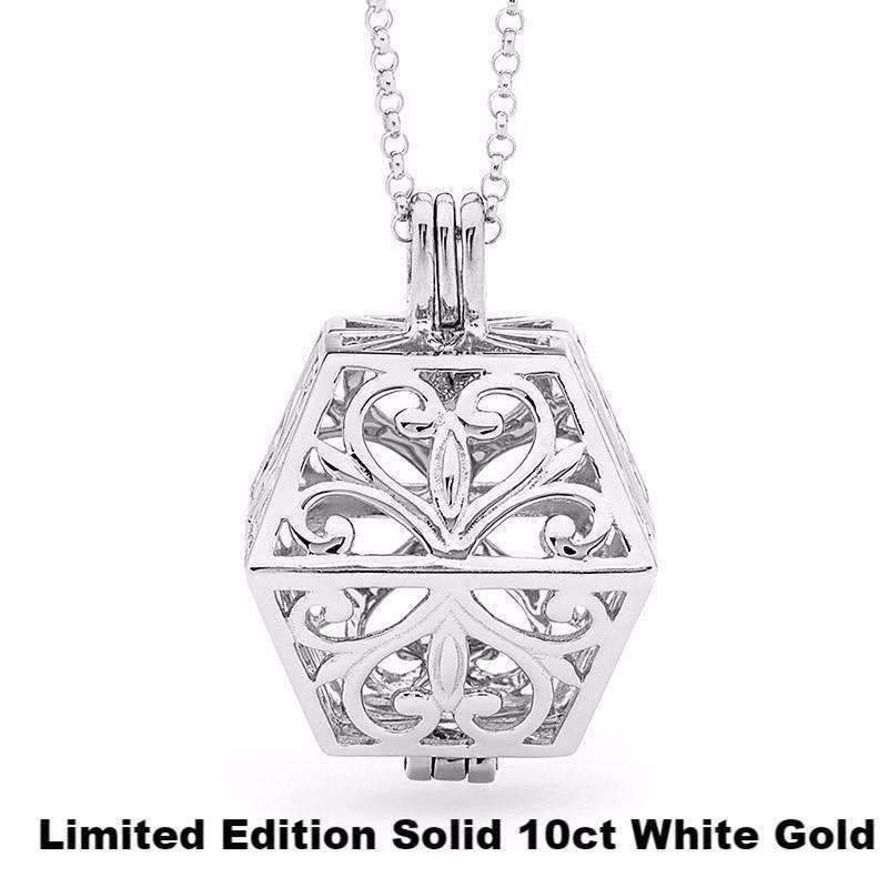 Limited Edition Eternity - Solid 10ct White Gold