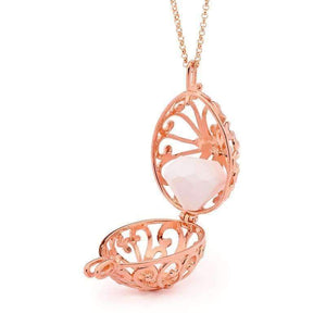 Rose Gold Pendant