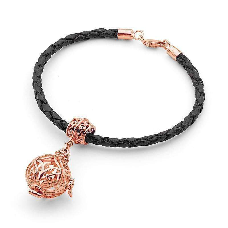 Rose Gold Perfumed Bracelet