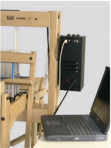 Octado Loom - Mechanical or Electronic Dobby